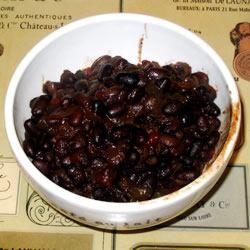 Cuban Black Beans II Mark P