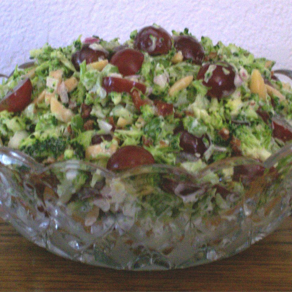 Red Broccoli Salad Susan P.