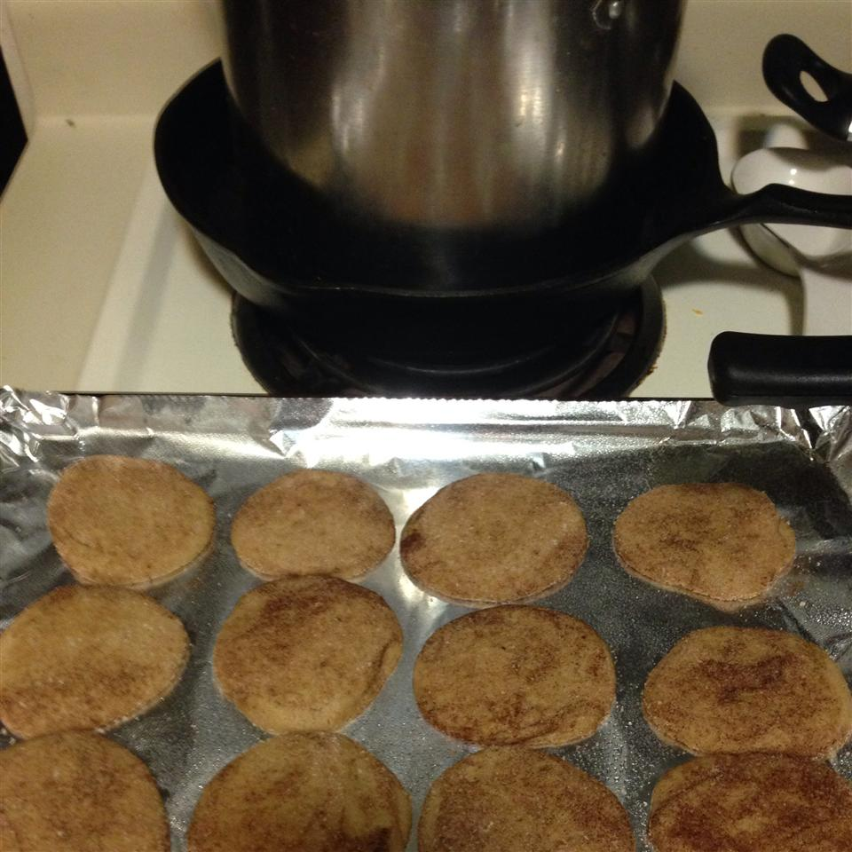 Cinnamon Sugar Cookies jim