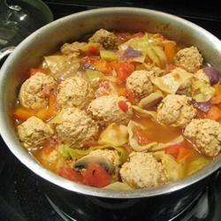 Quinoa Vegetable Soup Em