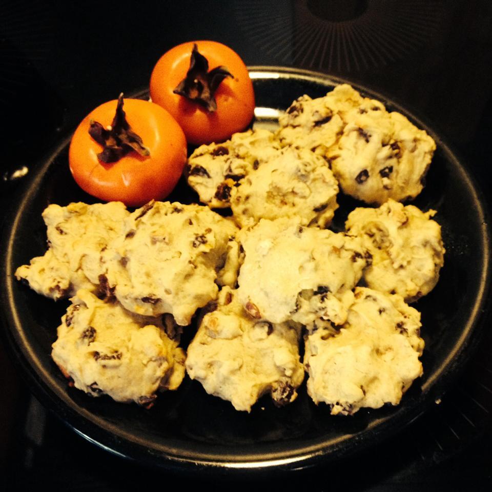 Persimmon Cookies II Tami