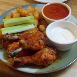 Buffalo Chicken Wings III popto4girls
