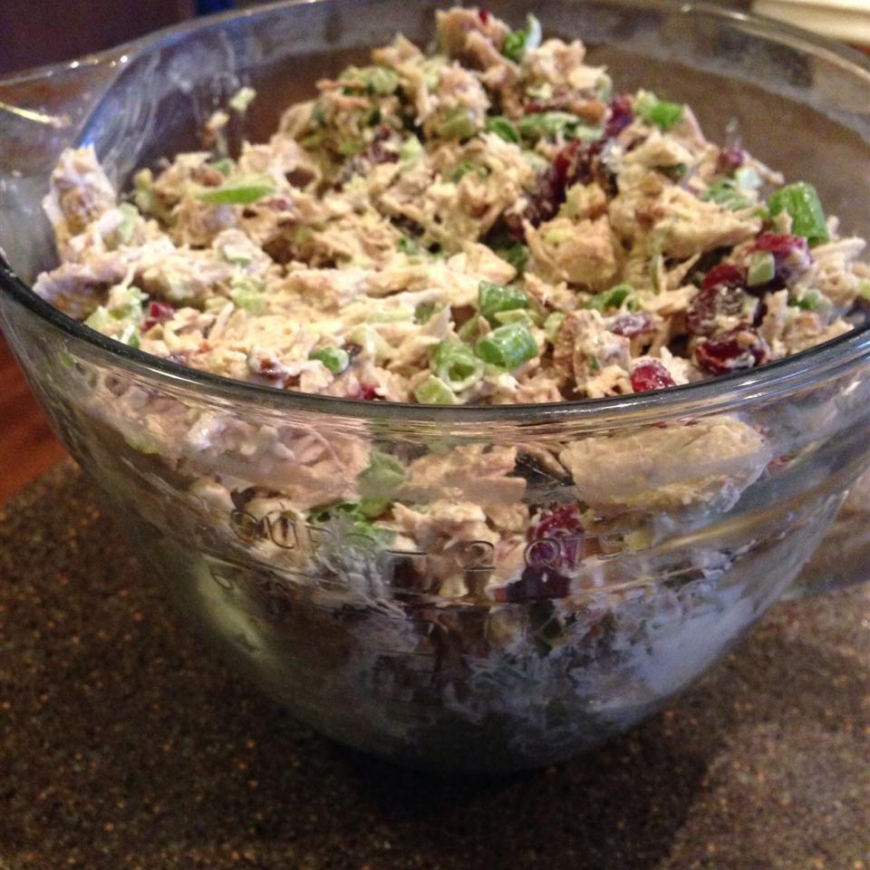 Holiday Chicken Salad Jean K. Lahm