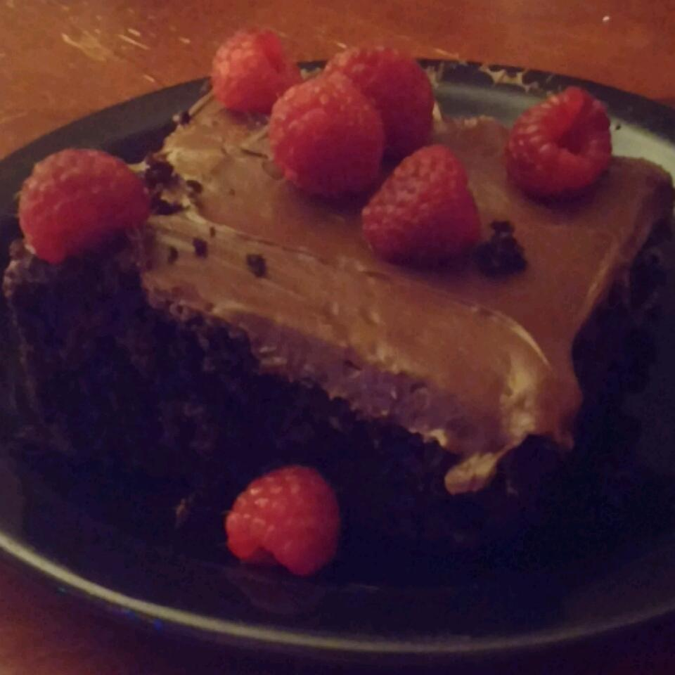 Aunt Joyce's Chocolate Cake Cory Holbert