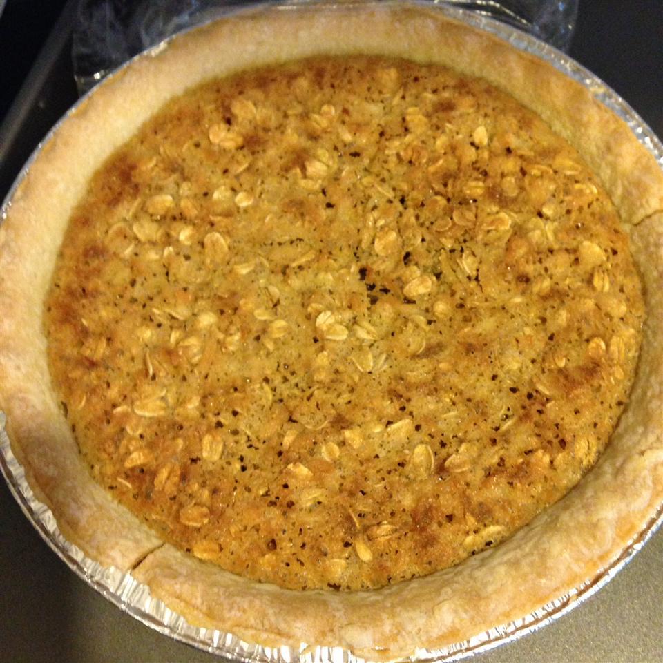 Mock Pecan Pie I Salocowen