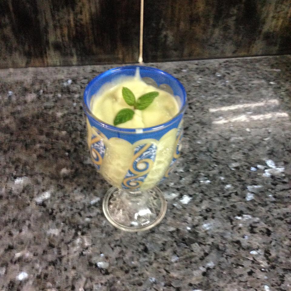 Avocado Dessert shoruk