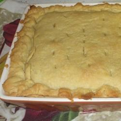 Chicken Pot Pie V G Pendleton