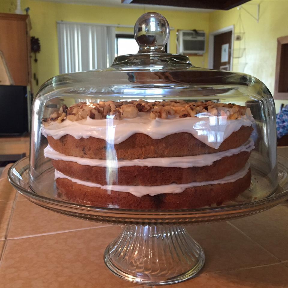 Sour Cream Banana Cake Katherine Brown