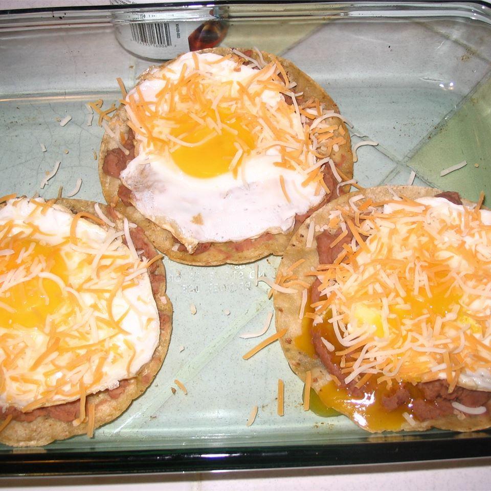Authentic Huevos Rancheros