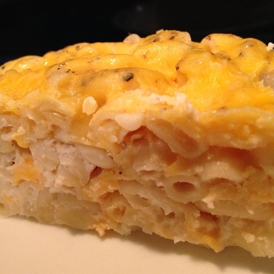 Tasty Baked Mac n Cheese