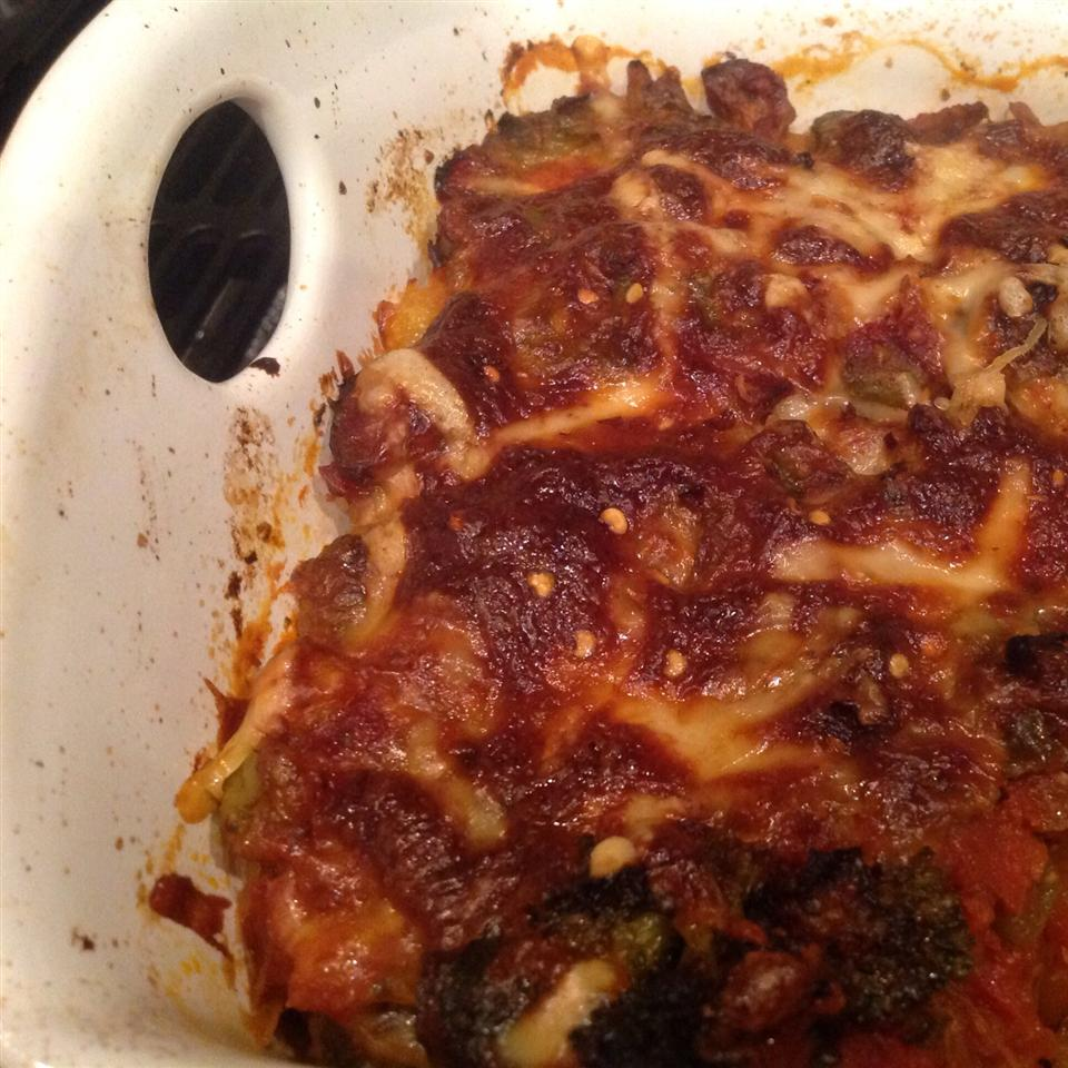Nancy's Baked Spaghetti Squash