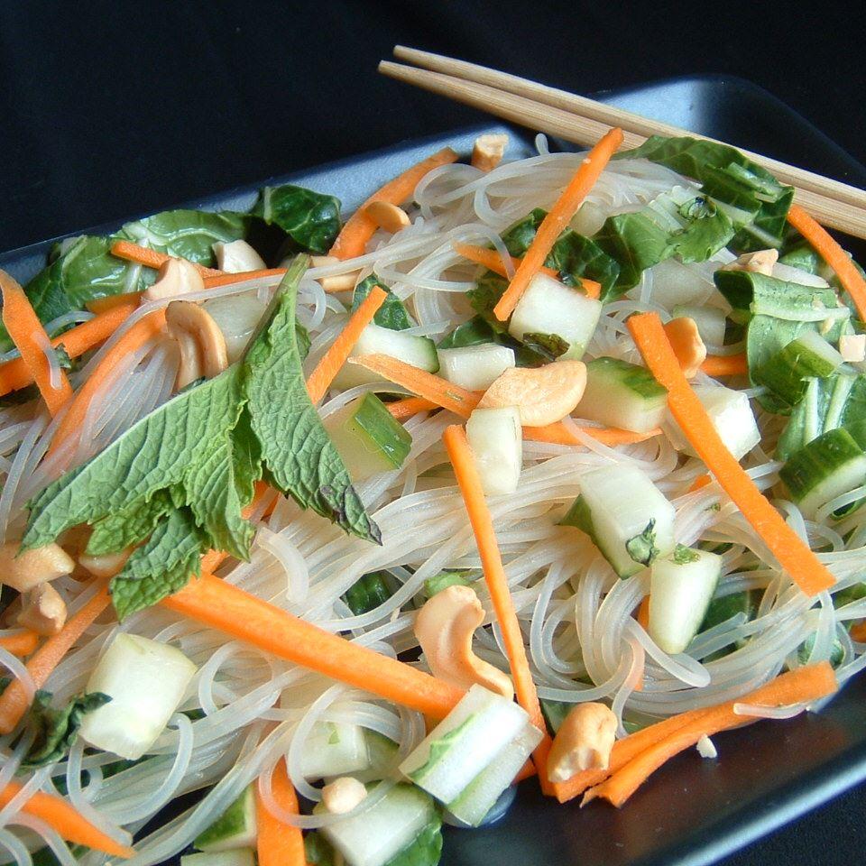 Vietnamese Rice Noodle Salad JEN