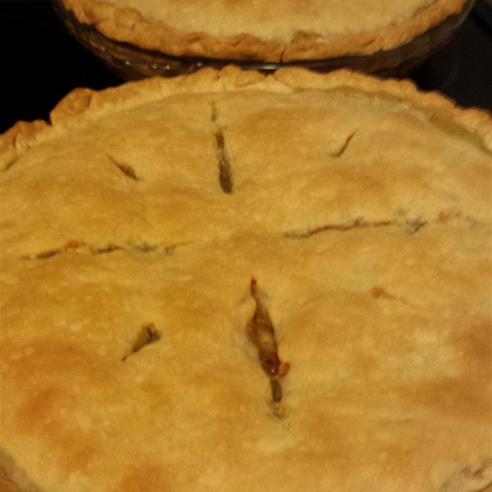 Turkey Pot Pie I jrombyer