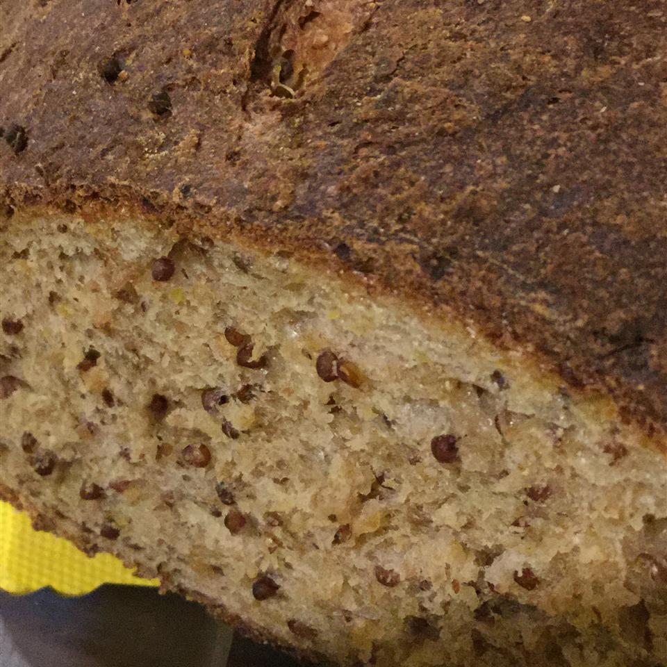 Mustard Wheat Rye Sandwich Bread linda@shotton.com