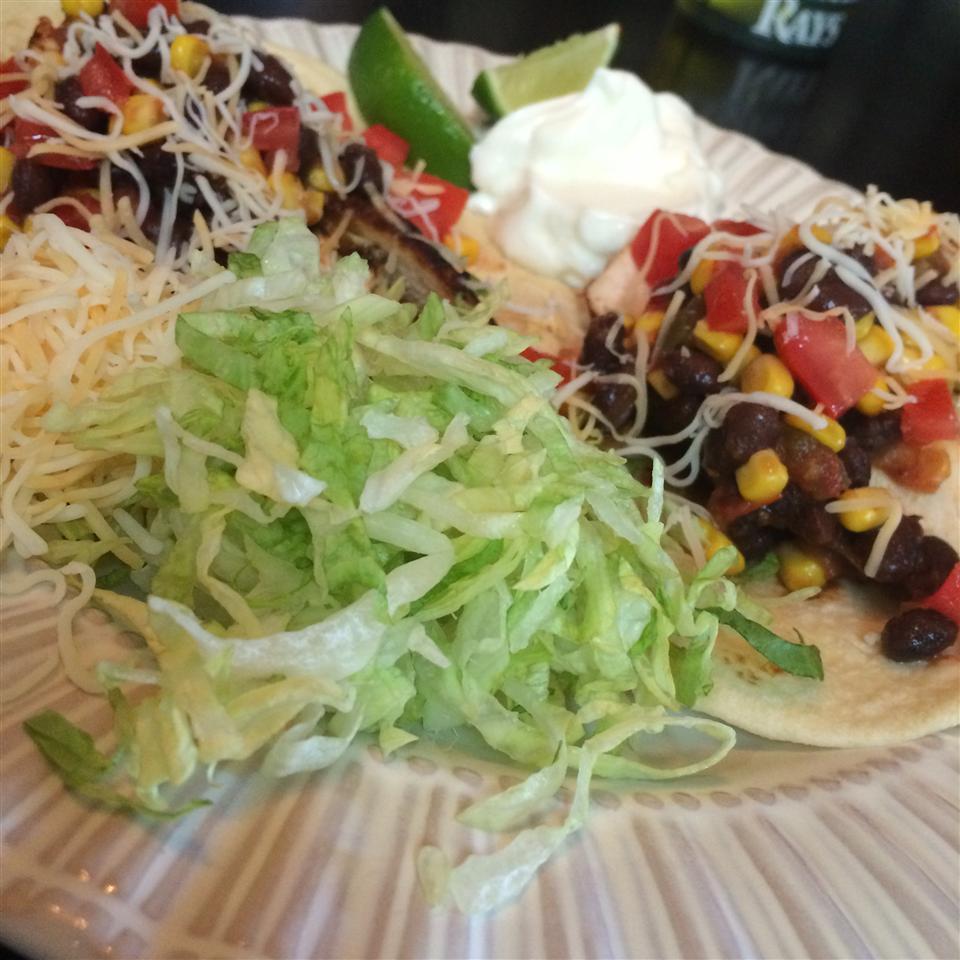 Grilled Chicken Taco Salad specialk