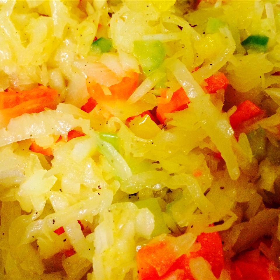 Sauerkraut Salad Monika