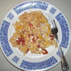 Four Cheese Macaroni Casserole Captain Lolo