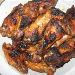 Cola-Brined Chicken Wings Pete Siegel