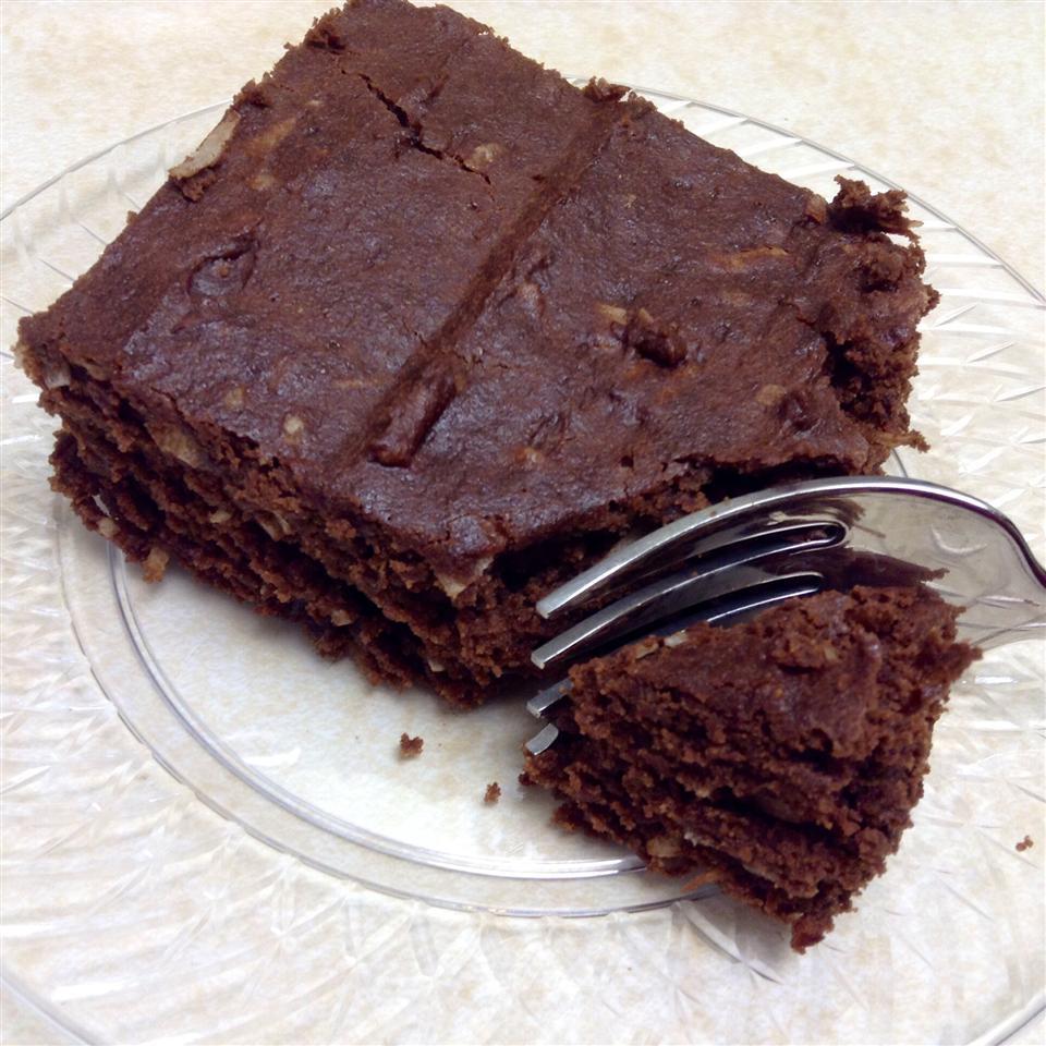 Gluten-Free, Dairy-Free Coconut Brownies Meg Mae