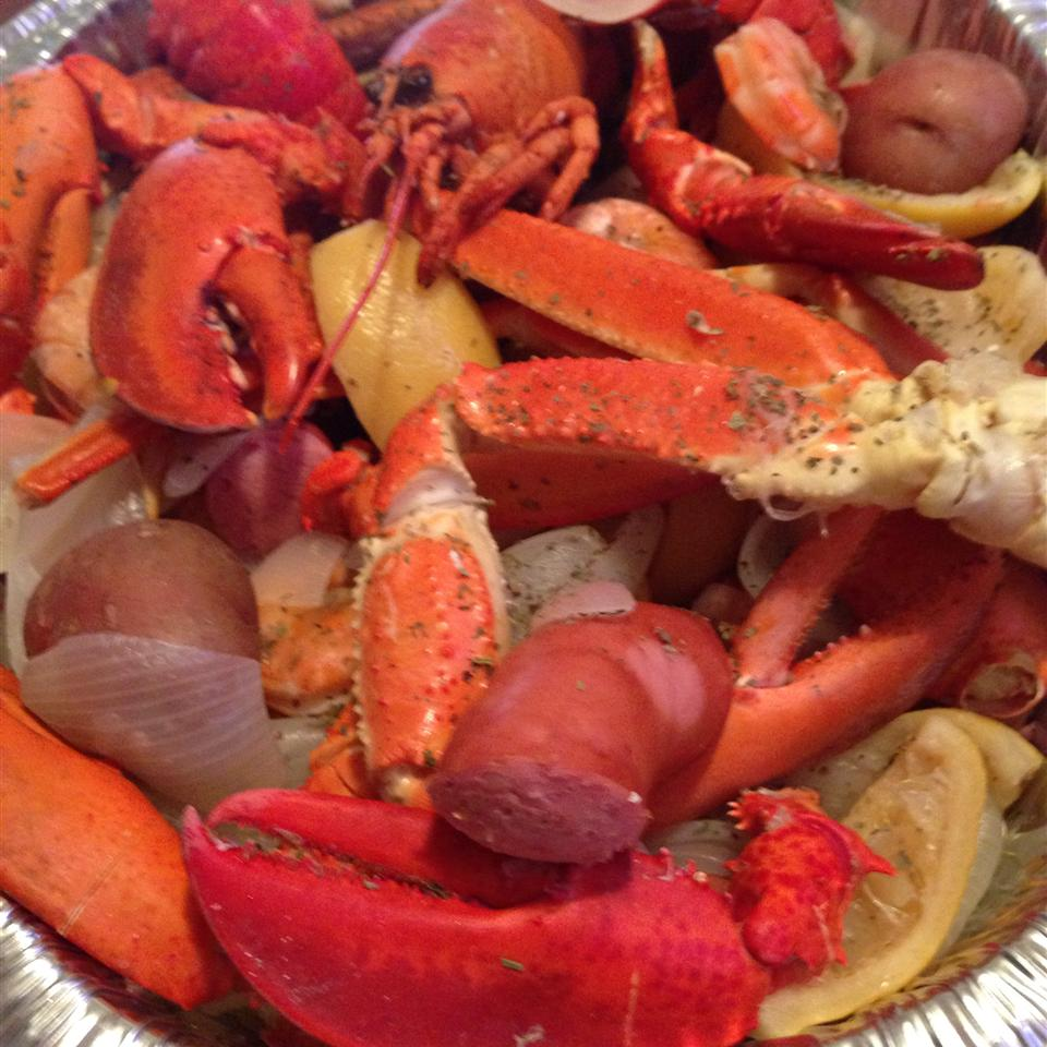 Dave's Low Country Boil Darryl Berry