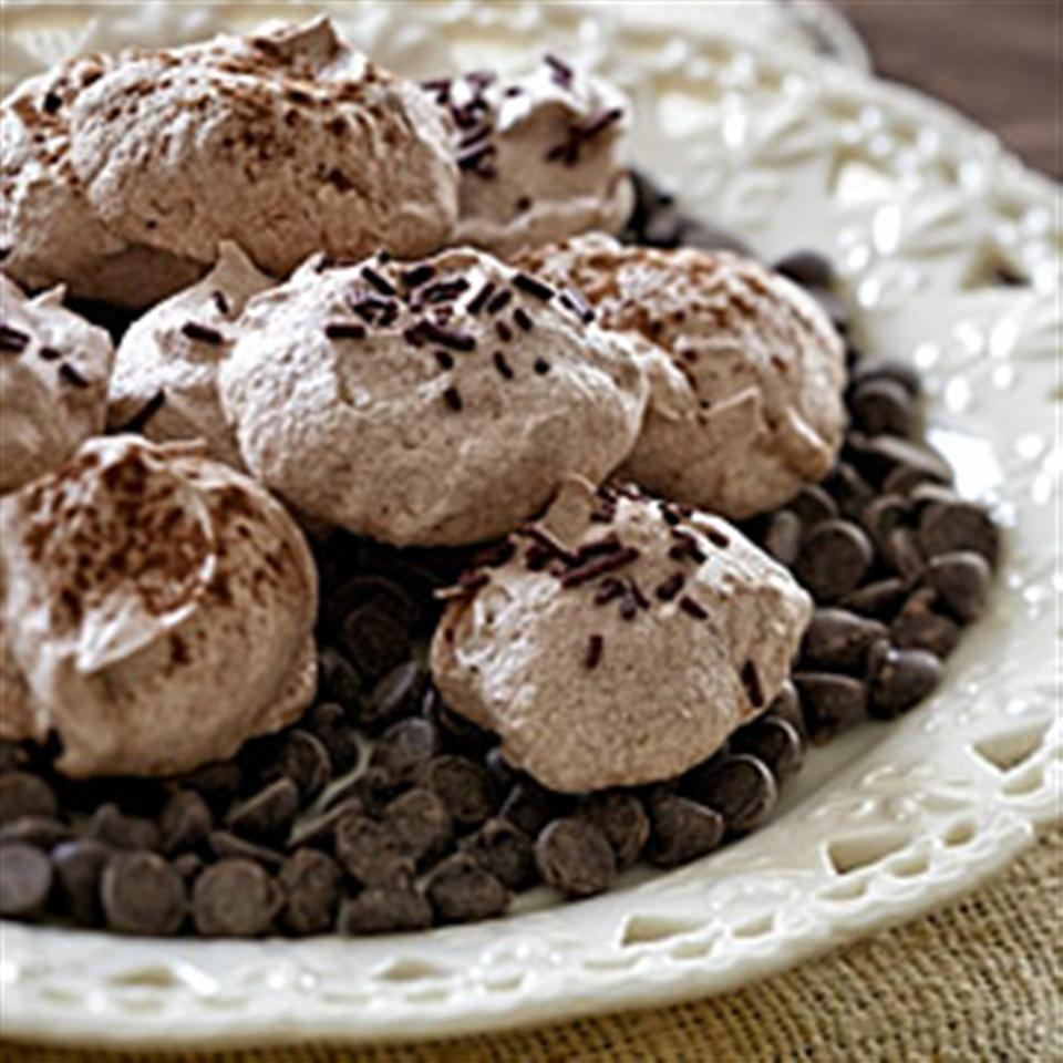 Chocolate Chip Meringue Cookies Trusted Brands