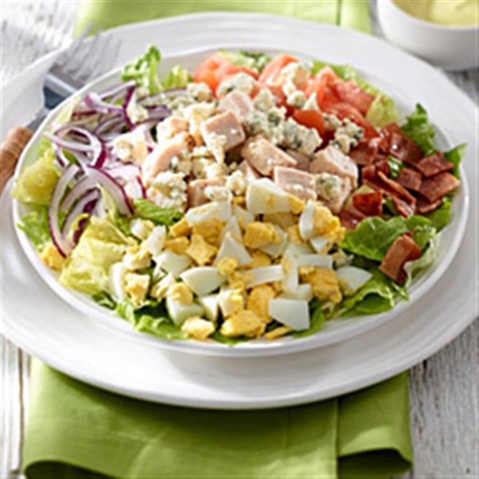 Mini Cobb Salad with Avocado Dressing Trusted Brands