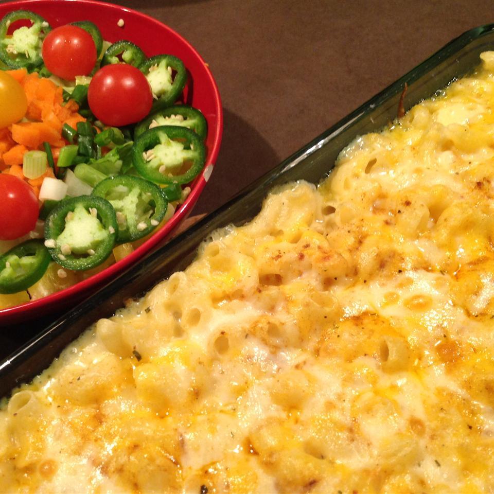Monday Night Mac and Cheese livingdahl