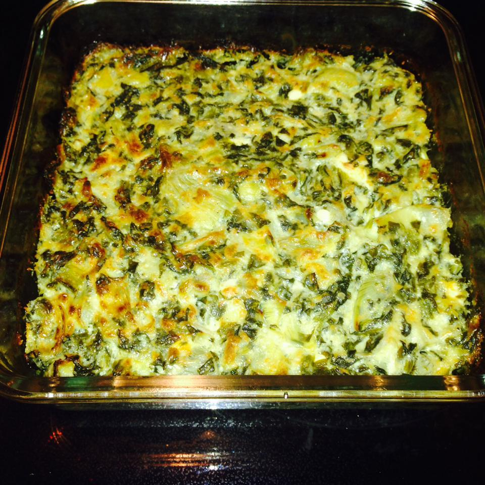Luscious Spinach Artichoke Dip Chefjordanmckay