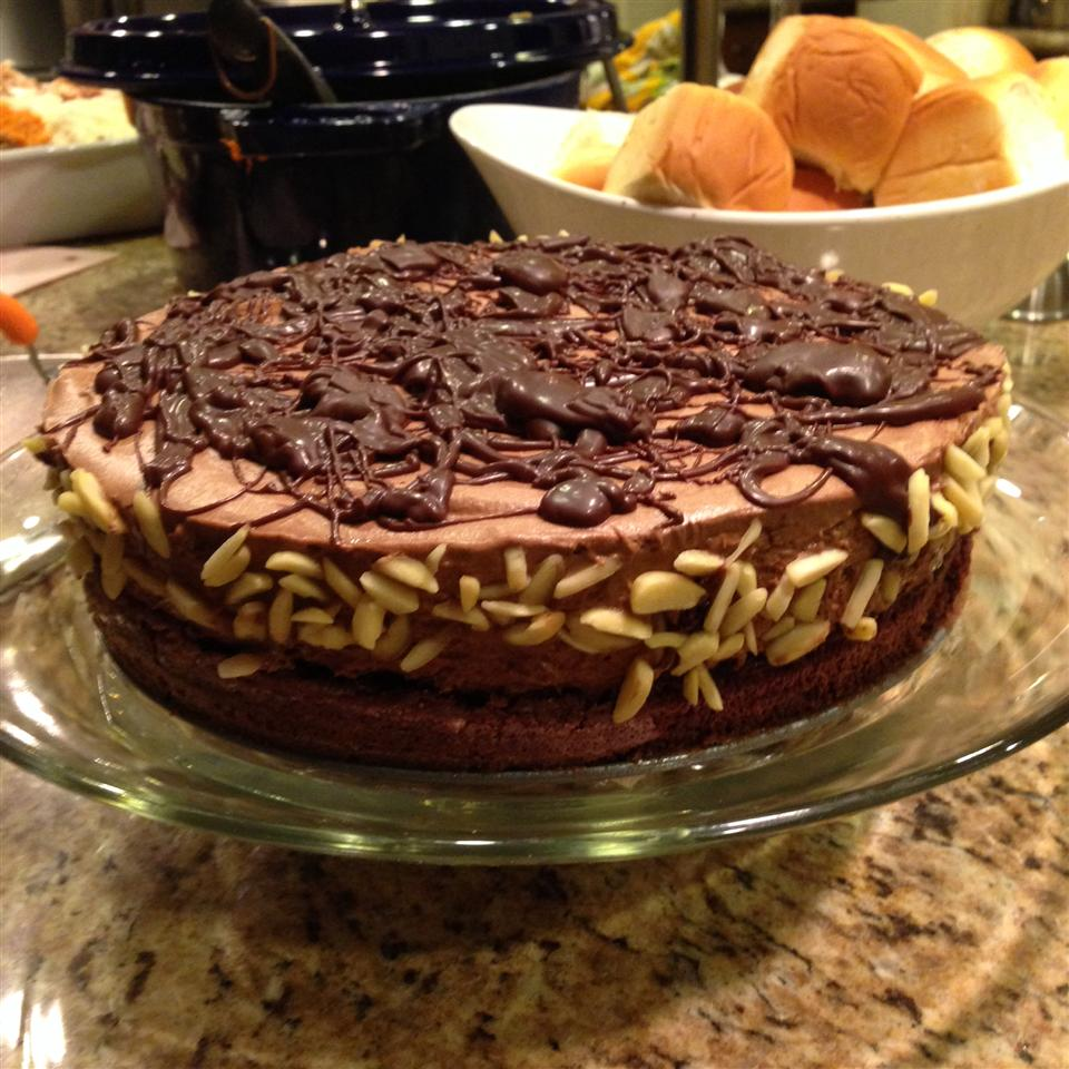 Chocolate Mousse Cake II Krissyp
