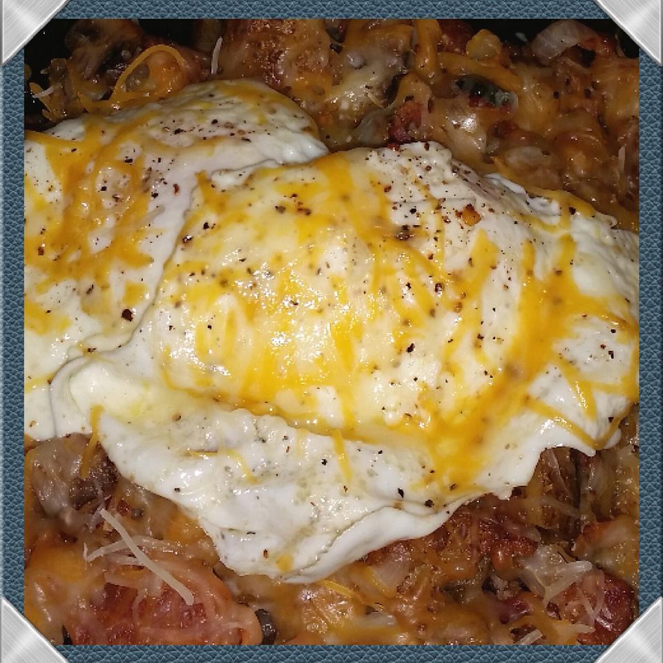 Jay's Hearty Breakfast Skillet deidra
