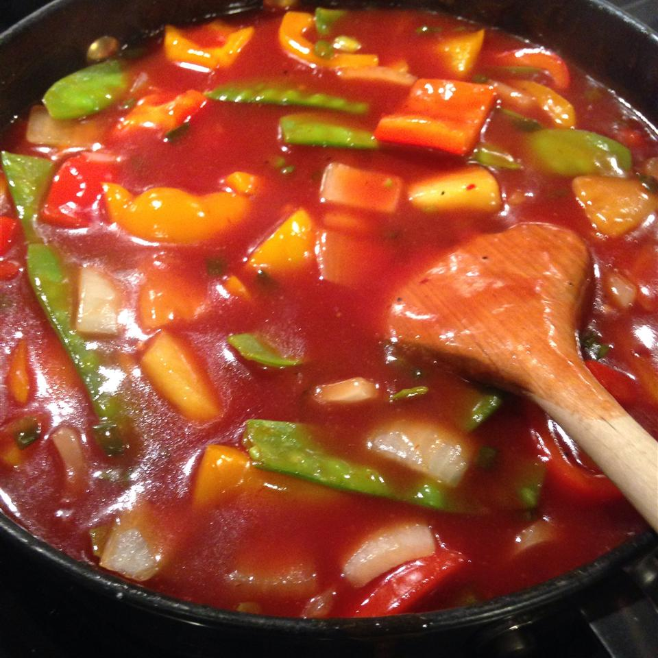 Sweet and Sour Sauce II
