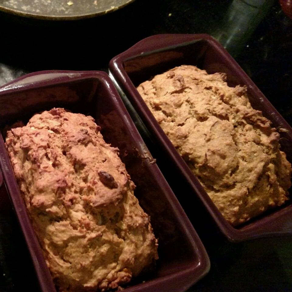 Sweet Potato and Coconut Bread