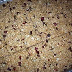 Rice Cereal Energy Bars bellydancer