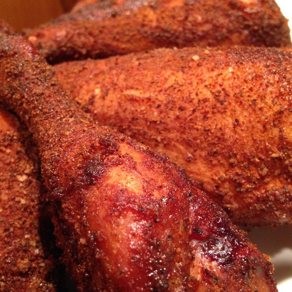 Southern Style Dry Rub for Pork or Chicken bikerfamily