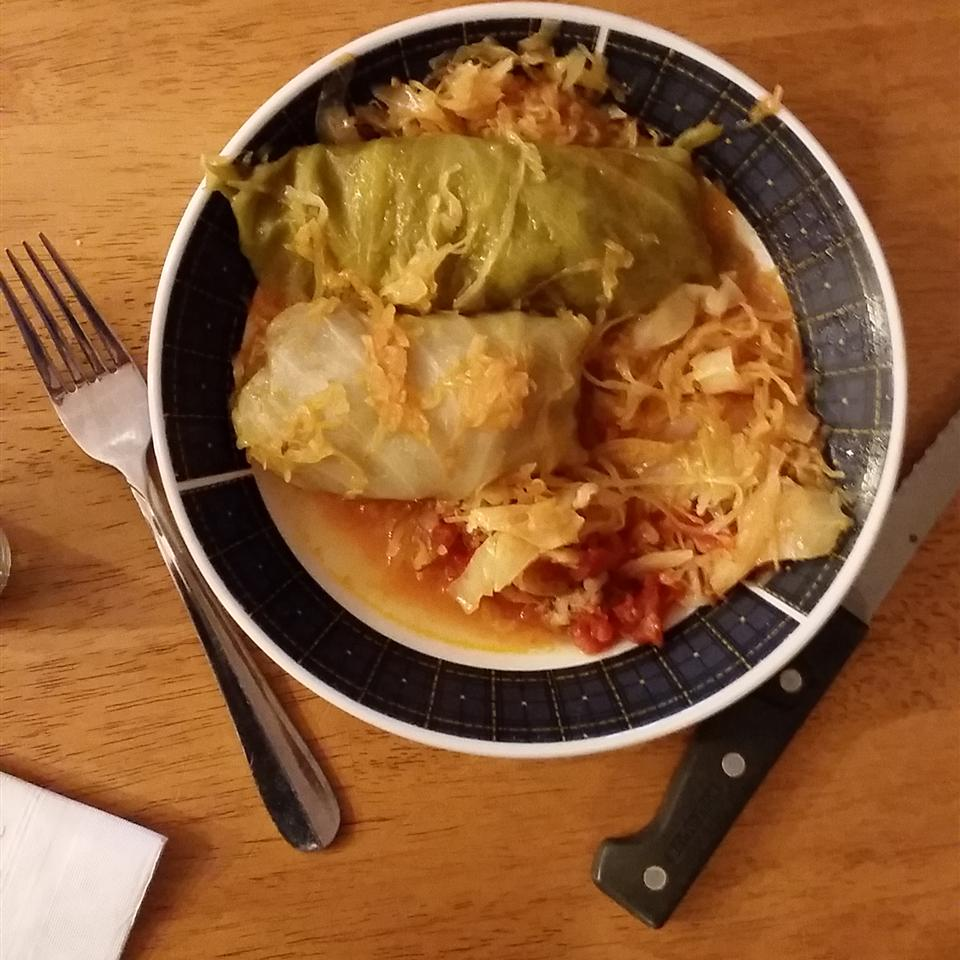 Slovak Stuffed Cabbage Christine Smith