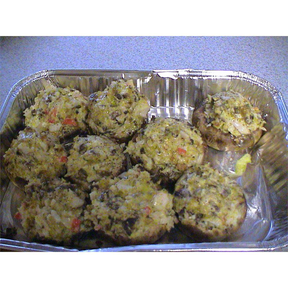 Gary's Stuffed Mushrooms MRSDCOOL
