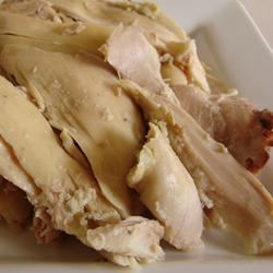 Boiled Chicken Cookies
