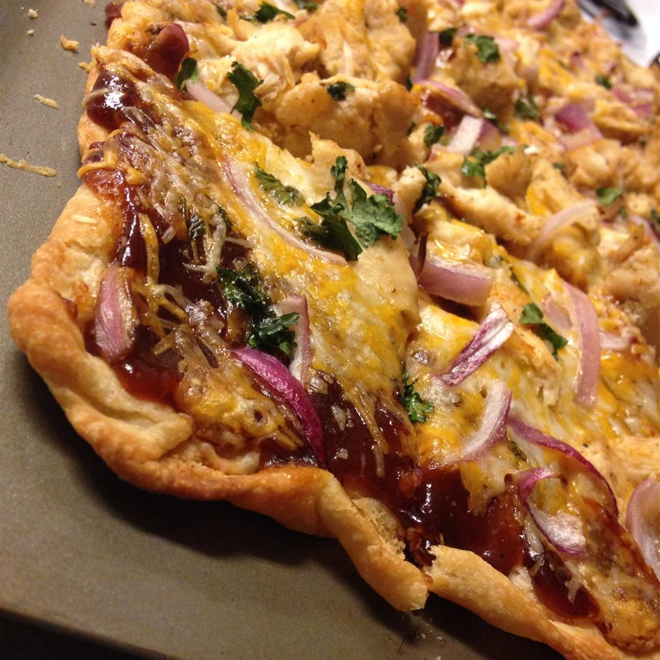 BBQ Chicken Pizza eauxari