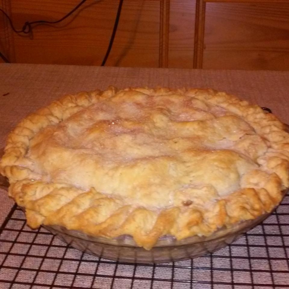 October Apple Pie