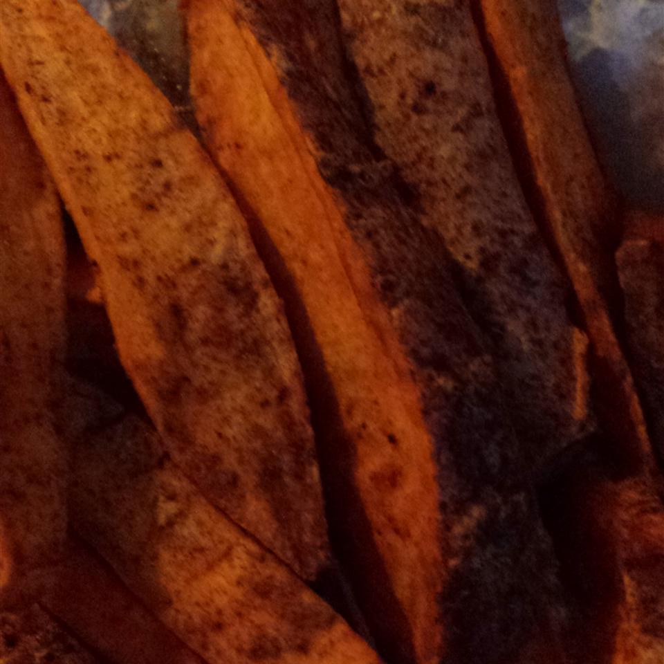 Fried Sweet Potatoes April334