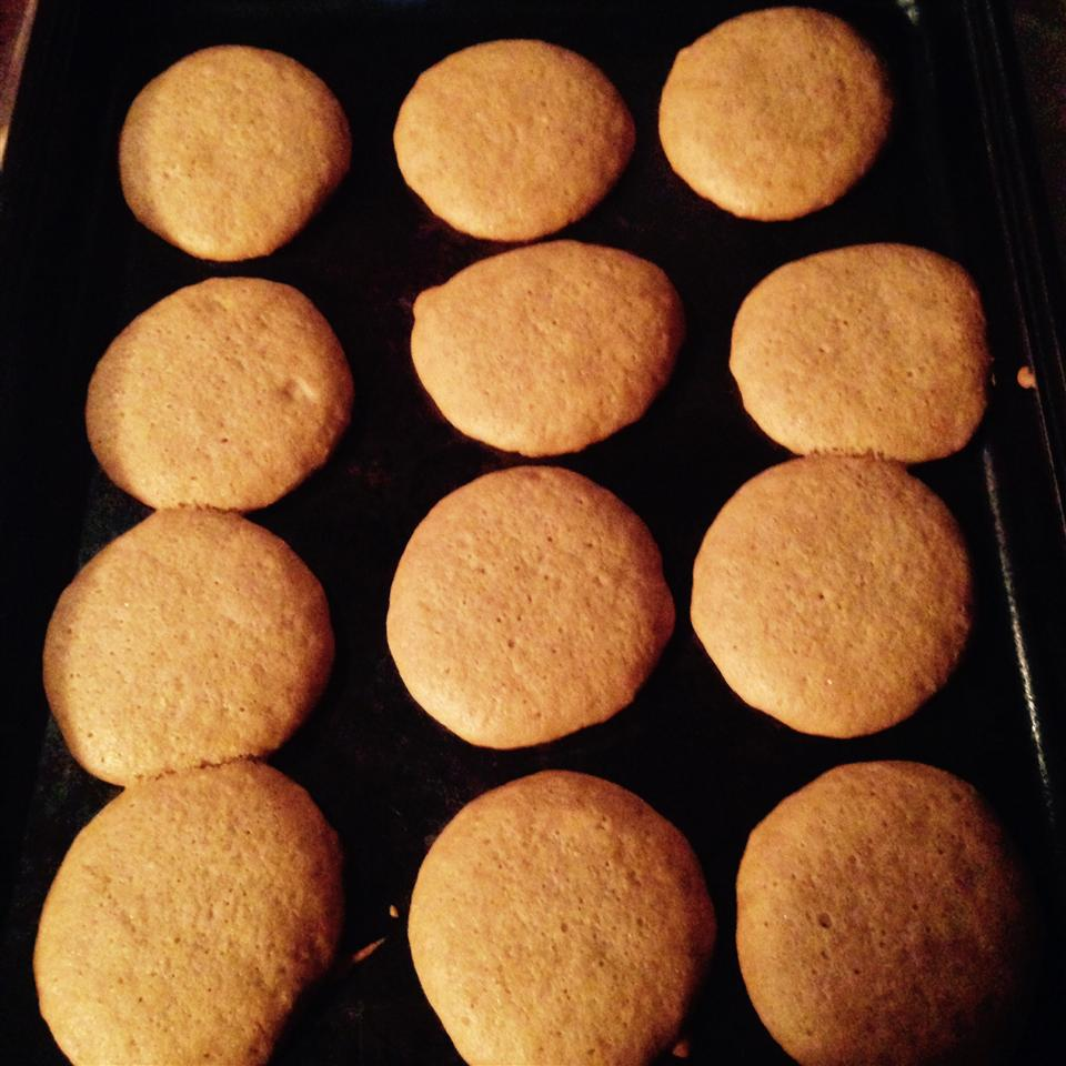 Frosted Maple Cookies jaime