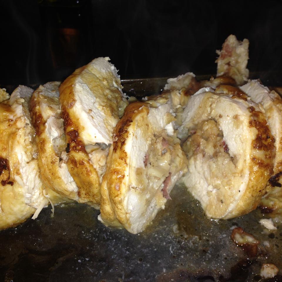 Chef John's Boneless Whole Turkey Amarilys Triana Walsh