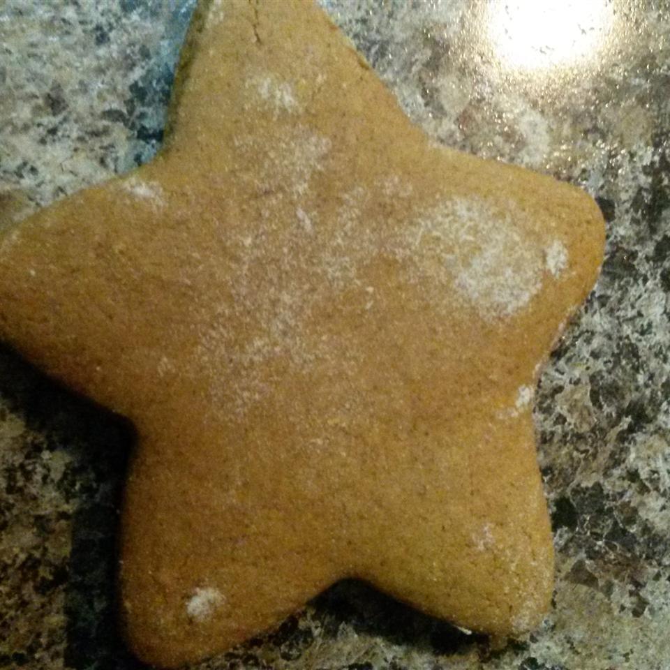 Christmas Molasses and Ginger Cookies Sandy Reynolds
