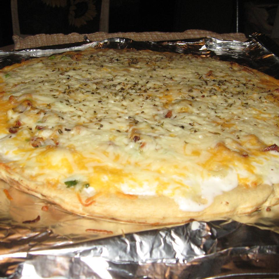 Baked Potato Pizza Tammie