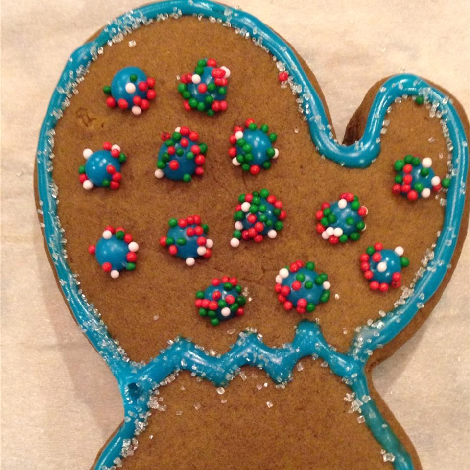 Nauvoo Gingerbread Cookies ellilmom