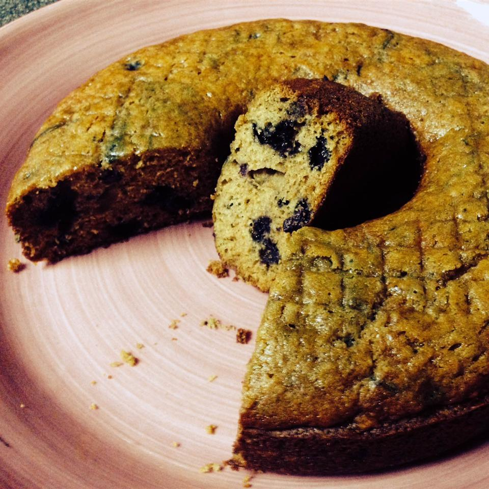 Blueberry Gingerbread David Pritchard