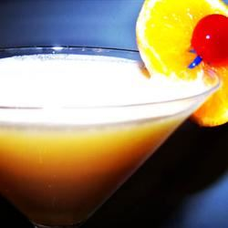 AMAJO's Creamsicle® Martini AmberJo