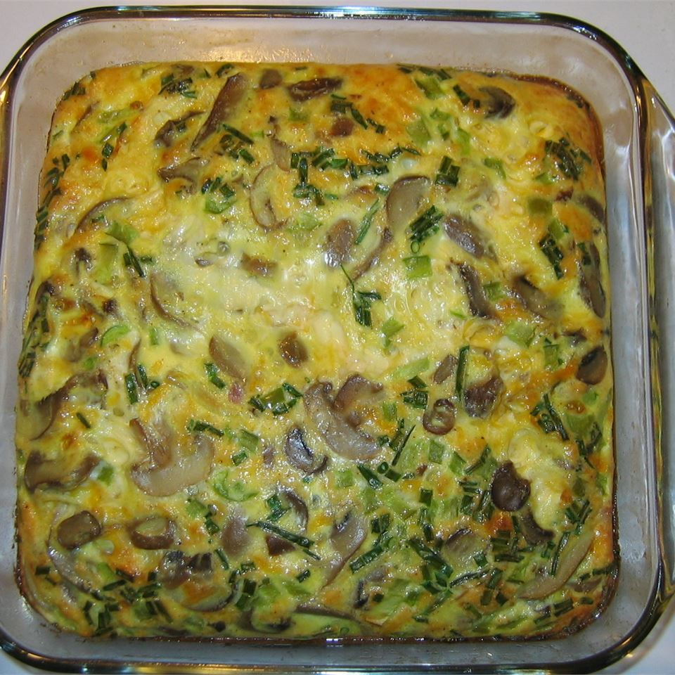 Baked Omelet IAMONHERE2