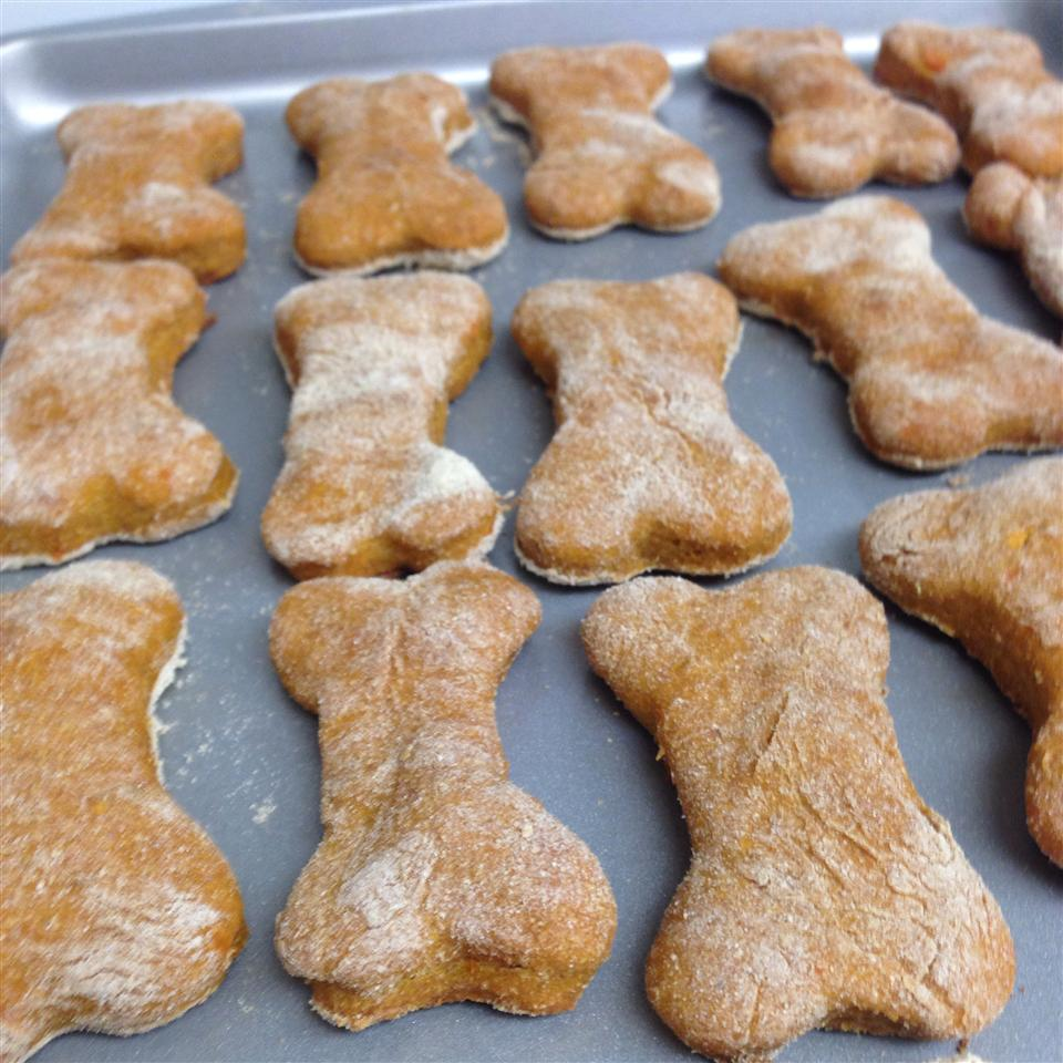 Super Simple Sweet Potato Dog Treats