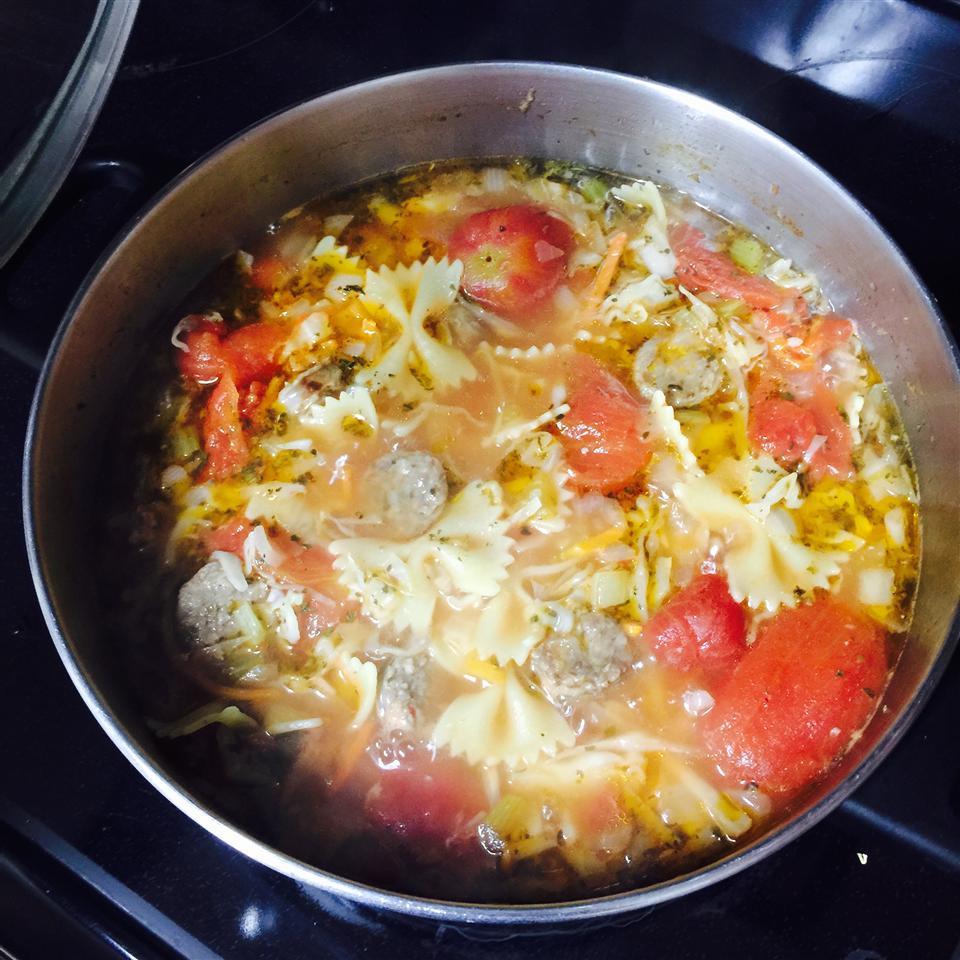 Sausage Soup Behr